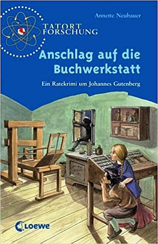 Anschlag auf die Buchwerkstatt von Annette Neubauer