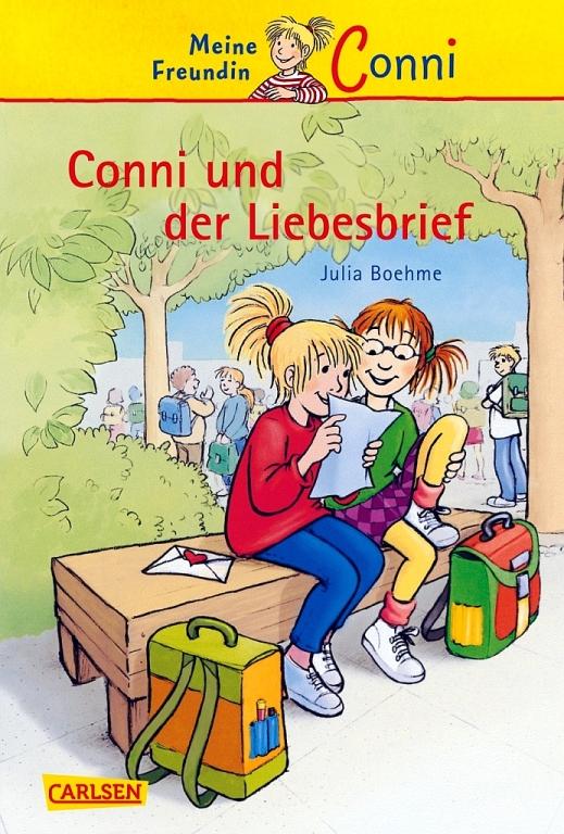 Conni und der Liebesbrief von Julia Boehme