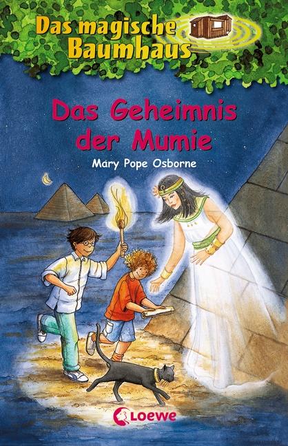 Das Geheimnis der Mumie von Mary P. Osborne