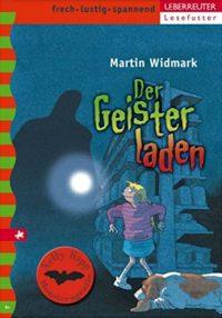 Der Geisterladen von Martin Widmark
