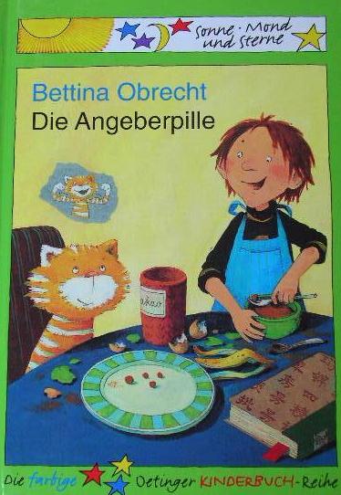 Die Angeberpille von Bettina Obrecht