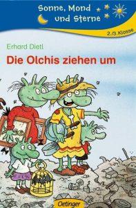 Die Olchis ziehen um von Erhard Dietl