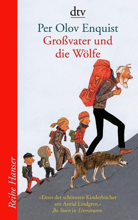 Großvater und die Wölfe von Per Olov Enquist
