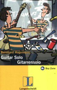 Guitar Solo - Gitarrensolo von Bernhard Hagemann