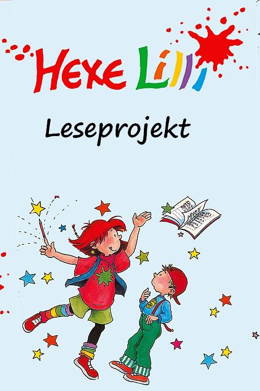 Hexe Lilli Leseprojekt