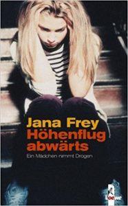 Höhenflug abwärts von Jana Frey