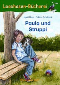 Paula und Struppi von Ingrid Uebe